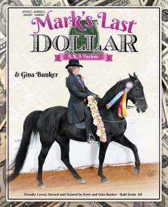 Marks last dollar