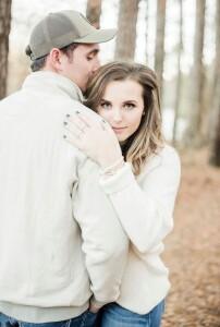 Baucom Burks Engagement pic