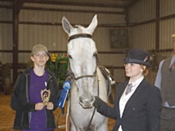 Bold's Booty Girl with Meme and Lucy Anderson after the Lite Shod Youth win.jpg