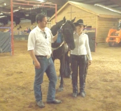 Jose Loco shares the spotlight with Jessica Hlebak and Charlie Canipe sporting the Western Lite Shod Blue.jpg